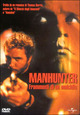 Cover Dvd Manhunter - Frammenti di un omicidio