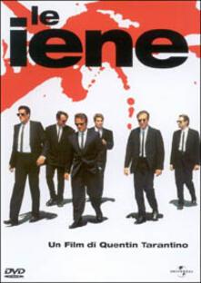 Le iene. Cani da rapina (DVD) di Quentin Tarantino - DVD