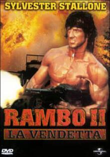 Rambo II: la vendetta di George Pan Cosmatos - DVD