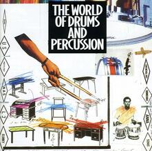 World of Drums vol.1 - CD Audio