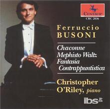Pianoworks - CD Audio di Ferruccio Busoni