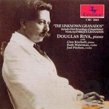 Unknown Granados - CD Audio