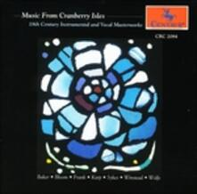 Music from Cranberry - CD Audio