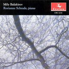 Piano Music - CD Audio di Mily Alexeyevich Balakirev