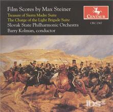 Film Scores - CD Audio di Max Steiner