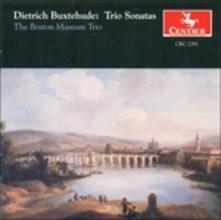 Trio Sonatas I - Vii - CD Audio di Dietrich Buxtehude
