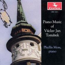 Piano Music - CD Audio di Vaclav Jan Tomasek