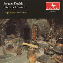Pieces De Clavecin - CD Audio di Jacques Duphly