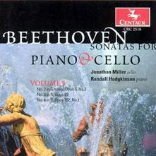 Sonate per violoncello e pianoforte - CD Audio di Ludwig van Beethoven