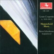 Harpsichord Music - CD Audio di Louis Couperin
