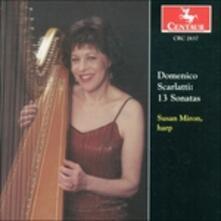 13 Sonatas - CD Audio di Susan Miron