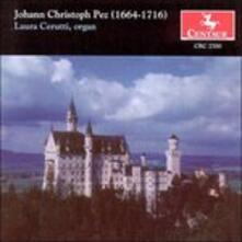 Cerutti Cerutti - CD Audio di Johann Christoph Pez