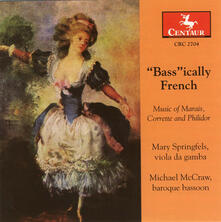 Bass'ically French - CD Audio