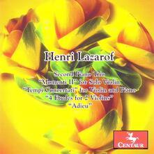 Ensemble Li & Lii-Concert - CD Audio