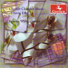 Clarinet Chamber Music - CD Audio