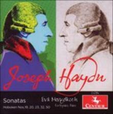 Sonate per Pianoforte - CD Audio di Franz Joseph Haydn