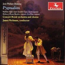 Pygmalion - CD Audio di Jean-Philippe Rameau