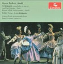 Terpsichore - CD Audio di Georg Friedrich Händel