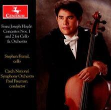 Concerti per Violoncello - CD Audio di Franz Joseph Haydn