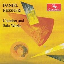 Chamber & Solo Works - CD Audio