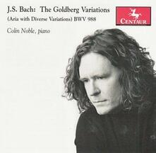 Goldberg Variations - CD Audio di Johann Sebastian Bach