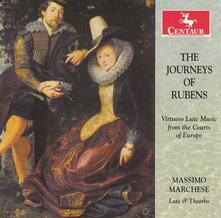 Journeys of Rubens - CD Audio di John Dowland,Nicolas Vallet,Giovanni Girolamo Kapsberger,Massimo Marchese