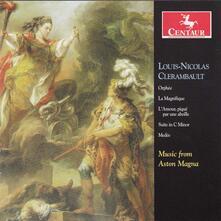 Orphee-La Magnifique - CD Audio