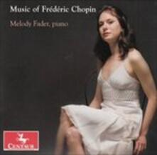 Music of Frederic Chopin - CD Audio di Fryderyk Franciszek Chopin