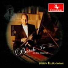 Bach in Time on the Clari - CD Audio di Johann Sebastian Bach