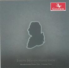 Trii con Pianoforte vol.2 - CD Audio di Franz Joseph Haydn