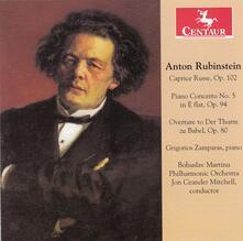 Caprice Russe Op.102 - CD Audio