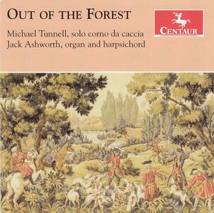 Out of the Forest - CD Audio