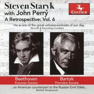 A Retrospective vol.6 - CD Audio di Steven Staryk
