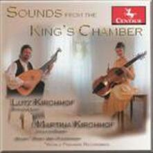 Sounds from the King's - CD Audio di Lutz Kirchhof