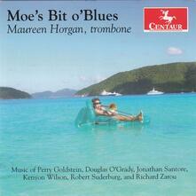 Moe's Bit o' Blues - CD Audio di Maureen Horgan