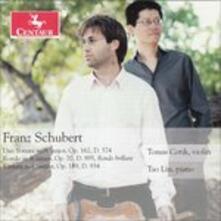 Franz Schubert - CD Audio di Franz Schubert
