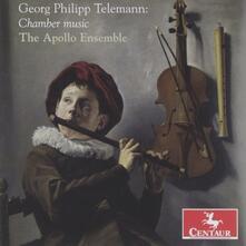 Musica da Camera - CD Audio di Georg Philipp Telemann