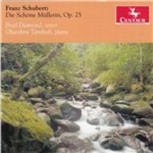 Die Schone Mullerin - CD Audio di Franz Schubert