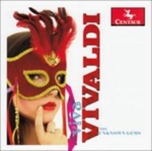Unknown Gems - CD Audio di Antonio Vivaldi