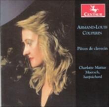 Pieces De Clavecin - CD Audio di Louis Couperin