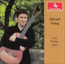 Guitar Works - CD Audio di Edvard Grieg