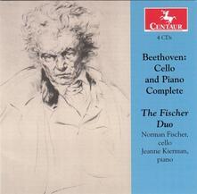 Cello & Piano Complete - CD Audio di Ludwig van Beethoven