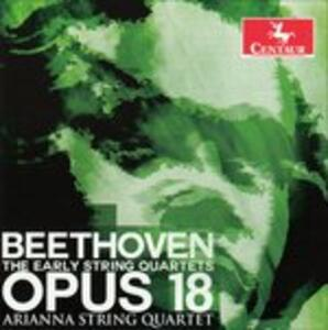 Early Quartetti per Archi - CD Audio di Ludwig van Beethoven