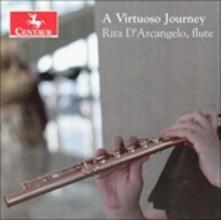 Virtuoso Journey - CD Audio di Rita D'Arcangelo