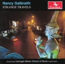 Strange Travels - CD Audio di Nancy Galbraith