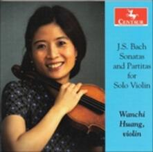 Sonatas & Partitas for so - CD Audio di Johann Sebastian Bach