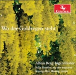 Jugendlieder - CD Audio di Alban Berg