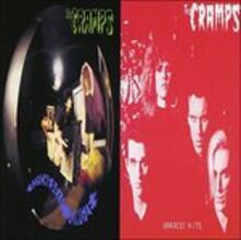 Psychedelic Jungle Graves - CD Audio di Cramps