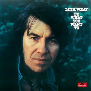 Be What You Want to - Vinile LP di Link Wray