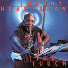 The Touch - CD Audio di Johnny Heartsman